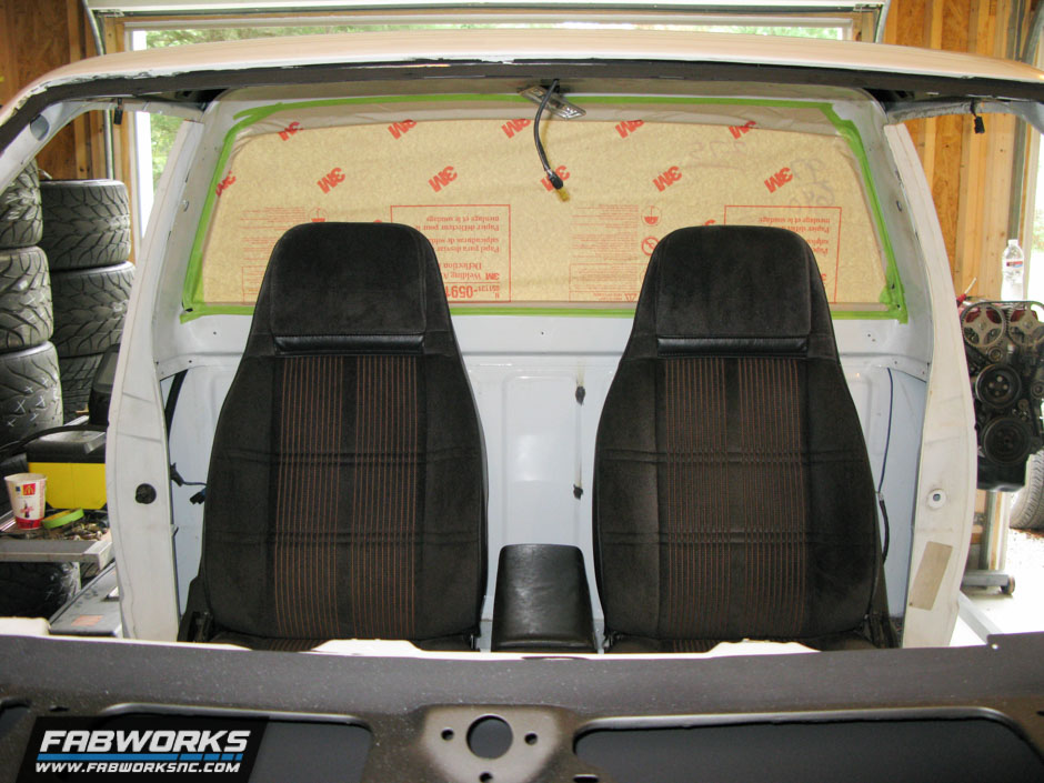 91 Chevy S10 Bench Seat